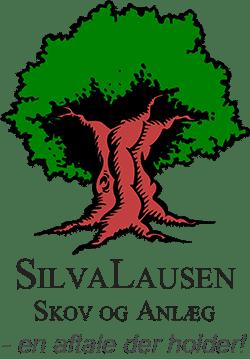 Silva Lausen - Skov og Anlæg, Anlægsgartner logo